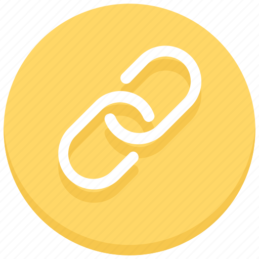chain, connect, link, web icon