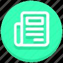 article, blog, content, headline, news, newspaper, paper