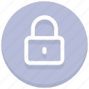 closed, encryption, lock, locked, padlock, secure, security icon