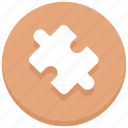 game, investment, piece, puzzle, puzzle piece icon