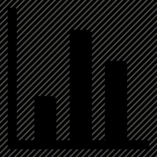 analysis, chart, diagram, graph, prognosis, statistics, tiny2 icon