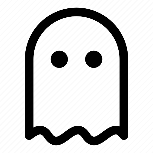 ghost, halloween, horror, protocol, scary, spooky, tiny2 icon