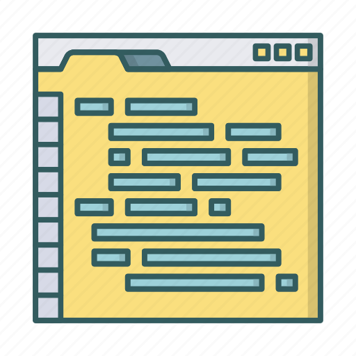 coding, development, programming, web, window icon