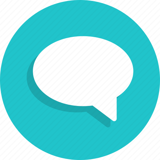 Bubble, chat, communication, message, speech, talk icon - Download on Iconfinder