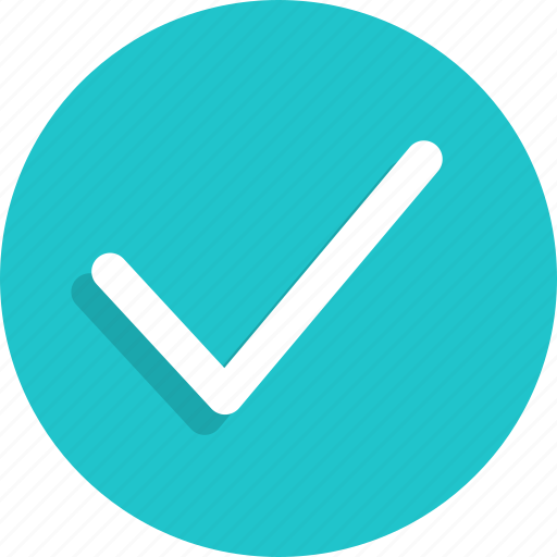 Check, sign icon - Download on Iconfinder on Iconfinder