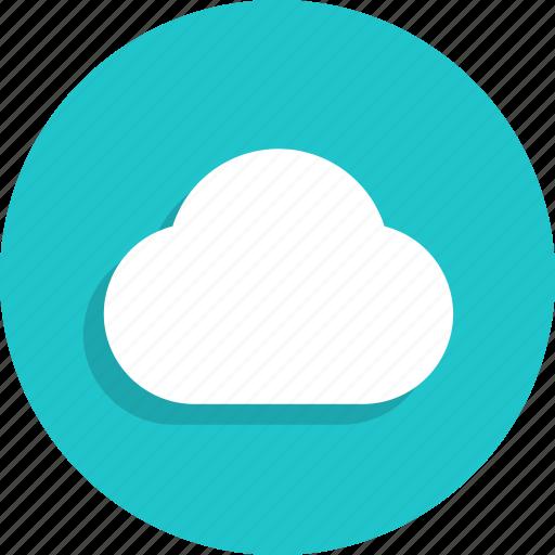 cloud, data, server, storage, weather icon