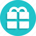 box, delivery, gift, package, present, shipping icon