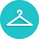 clothes, clothing, dress, fashion, hanger icon