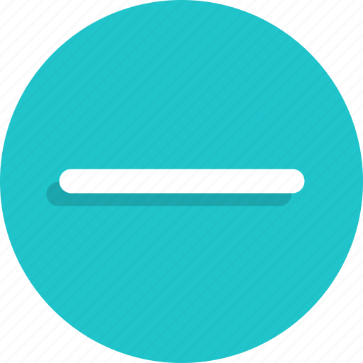 Cancel, close, delete, minus, remove icon - Download on Iconfinder