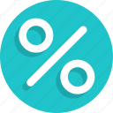 business, discount, ecommerce, finance, percent, percentage icon