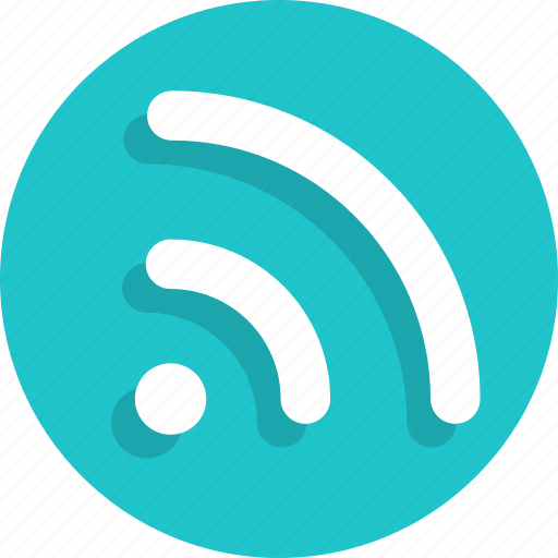 Feed, news, rss icon - Download on Iconfinder on Iconfinder