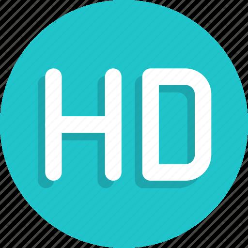 cinema, film, hd, movie, video icon