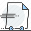car, cloud, computer, download, downloading, file, internet icon