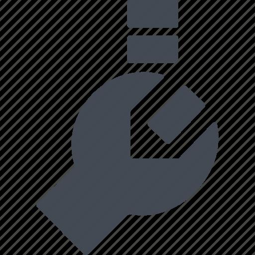 analytics, app, instrument, internet, marketing, spanner, оnline icon