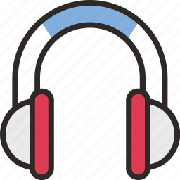 .svg, communication, earphone, hands free headset, headphone, headset icon