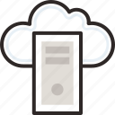 .svg, cloud computing, concept, global cloud, upload, uploading icon