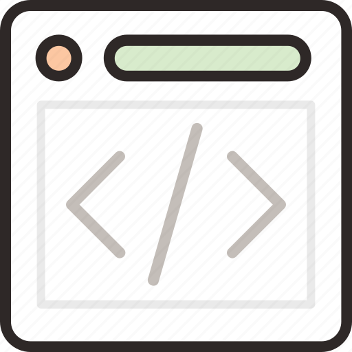 .svg, html, hypertext, language, markup, programming, website icon
