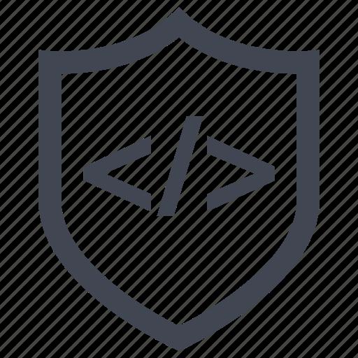 code, java, ruby, web icon
