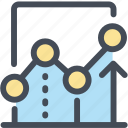 analytics, chart, diagram, finance, graph, report, statistics