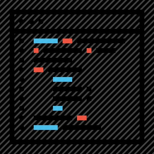 code, coding, optimization, portal, seo, webpage, website icon