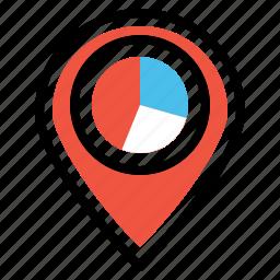 analysis, location, optimization, place, seo, statics, webpage icon