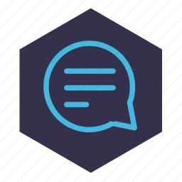 chat, conversation, converse, dialog, help, question, write icon