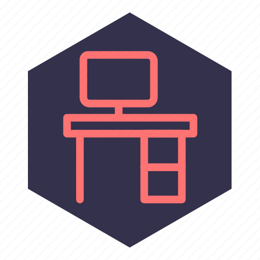 computer, device, labor, pc, work, workpplace, workspace icon