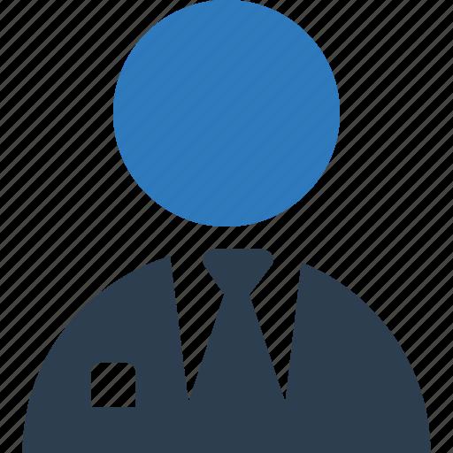 administrator, avatar, boss, director icon