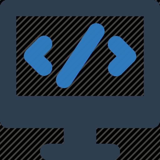 div, div coding, html icon