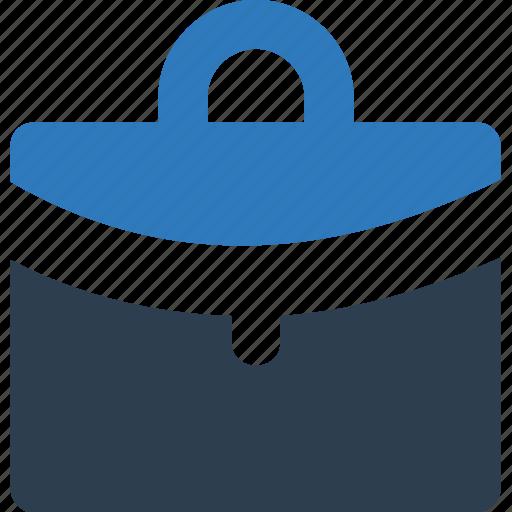 bag, briefcase, business bag, business briefcase, case, office, portfolio icon