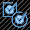 accept, checkmark, tasks