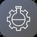 data, glass, optimization, preferences, settings, tube, web
