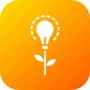 boost, bulb, idea, innovation, invention, startup
