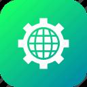 configure, gear, manage, preferences, seo, setting, web