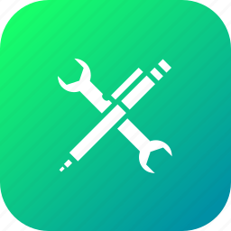 maintenance, pen, services, setting, support, tools, wrench icon
