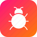 bug, fixing, insect, repair, seo, spider, virus icon