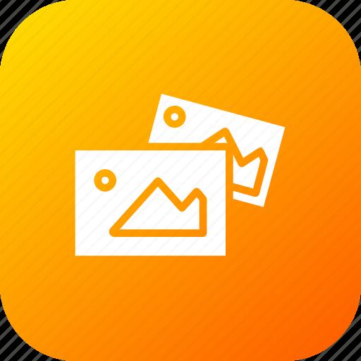 marketing, media, optimization, picture, seo, social, tools icon