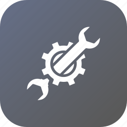 gear, optimization, preferences, seo, settings, web, wrench icon