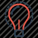 light, idea, imagination, lamp, invention, innovation, bulb
