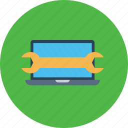 computer, device, laptop, manage, preferences, setting, settings icon