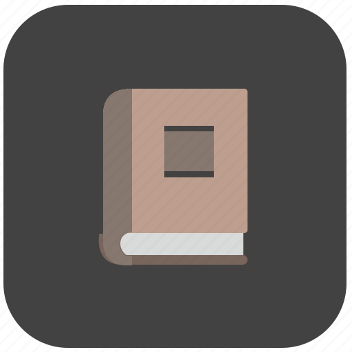 address, book, glossary, literature, read, text icon