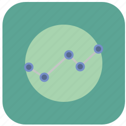 chart, data, dynamic, economic, graphic, model, report icon