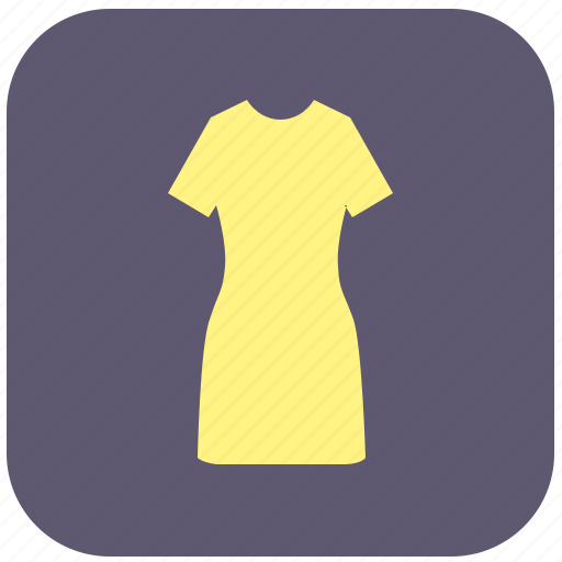 clothes, dress, frock, lady, shopping, woman icon