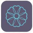 bud, flower, nature, rose icon