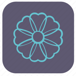 bud, flower, nature, rose icon