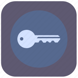 access, key, password, pin, security icon