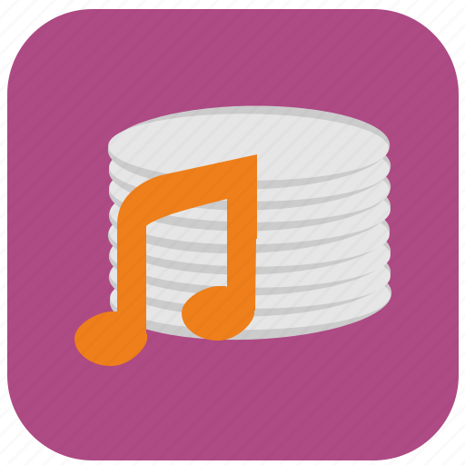 composition, data, database, file, music, player, sound icon