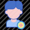 account, store, web icon