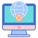 offline, store, web icon