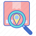package, store, tracking